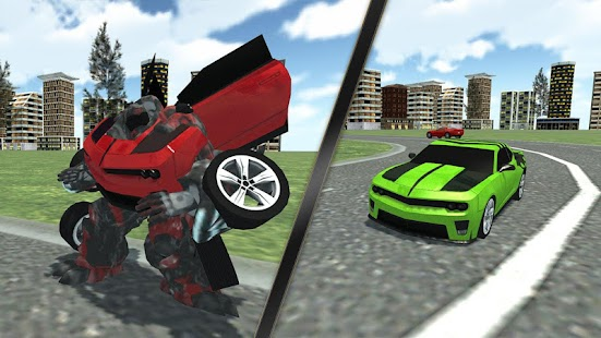 Car Robot Simulator- screenshot thumbnail