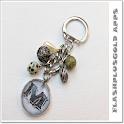 DIY Keychain Handmade icon