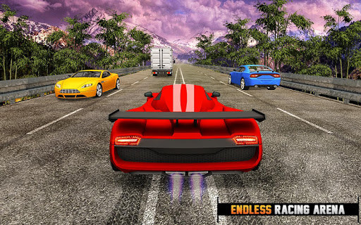 Endless Drive Car Racing: Best Free Games 1.0 screenshots 1