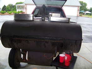Photo: BBQ Cooker