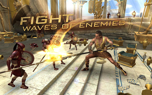 Gods Of Egypt Game 1.3 Screenshots 5