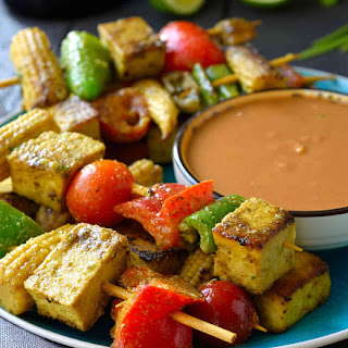 Vegan Peanut Satay Sauce Recipes.