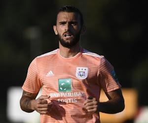 Kristal Abazaj, prêté par Anderlecht, a repris la saison en force en Albanie