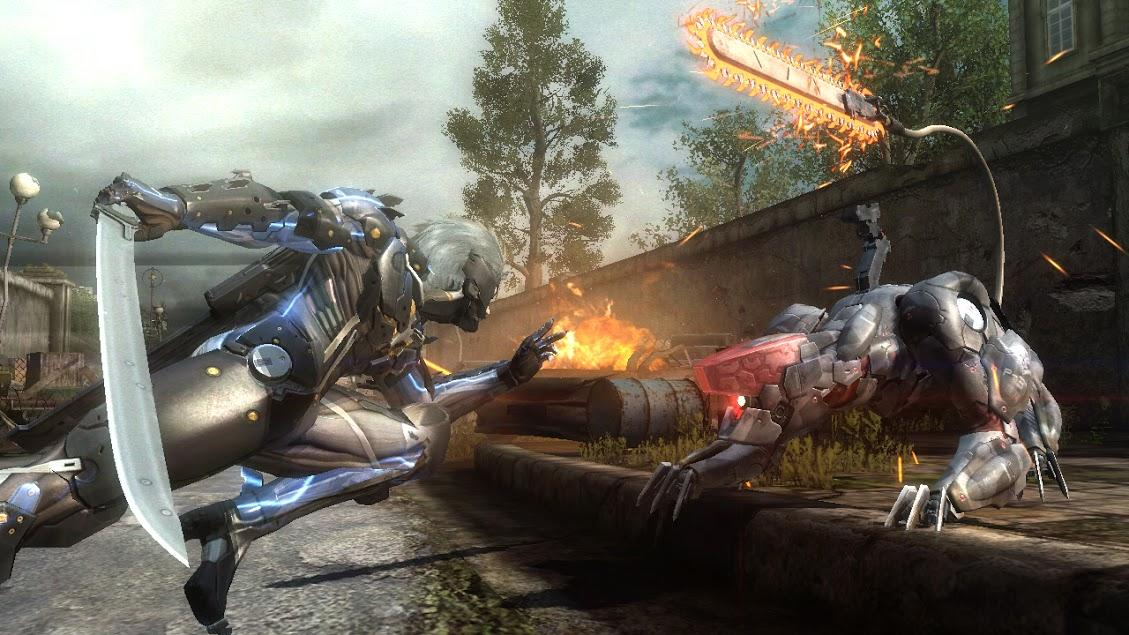 Metal Gear Rising Revengeance Free Download Games