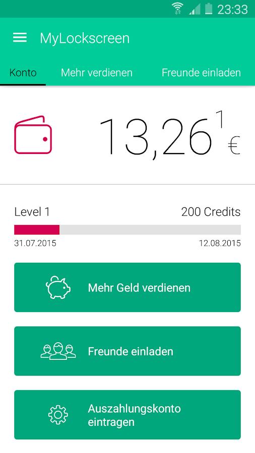 app werbung geld verdienen