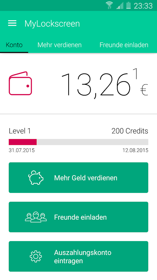 app um geld zu verdienen