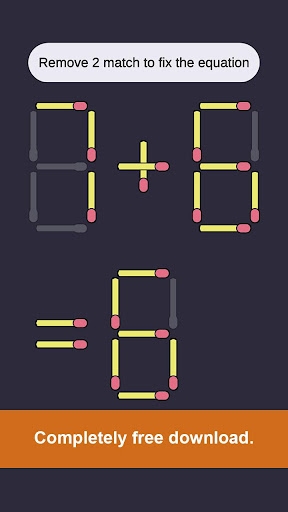 Matchstick Puzzles 1.0 4