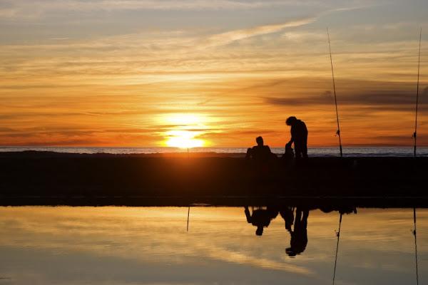 Giornata di pesca di PhotoD