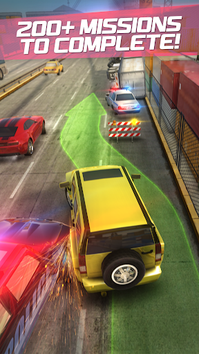 Highway Getaway: Police Chase  screenshots 4