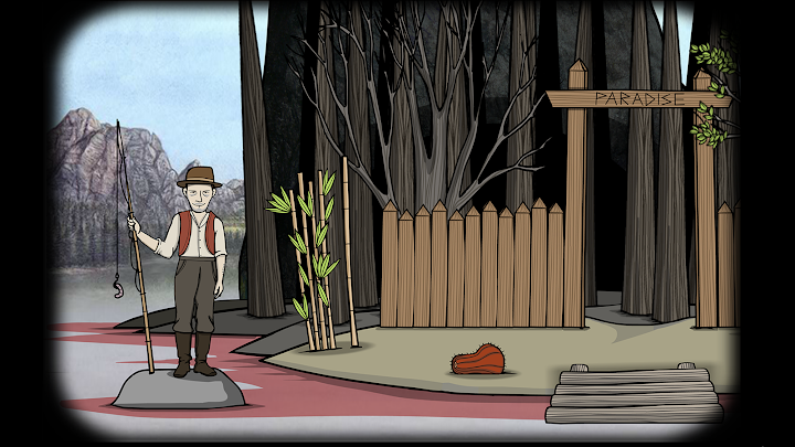 Rusty Lake Paradise Android App Screenshot