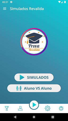 Download Revalida 2020 Simulado INEP UFMT USP Carolina Bori 7.0.3 1