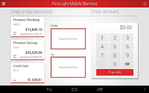 FirstLight Mobile Banking screenshot 12