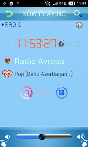 Radio Azerbaijan