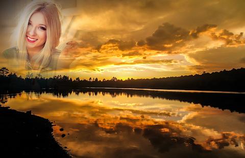 Golden Sky Photo Frames - náhled