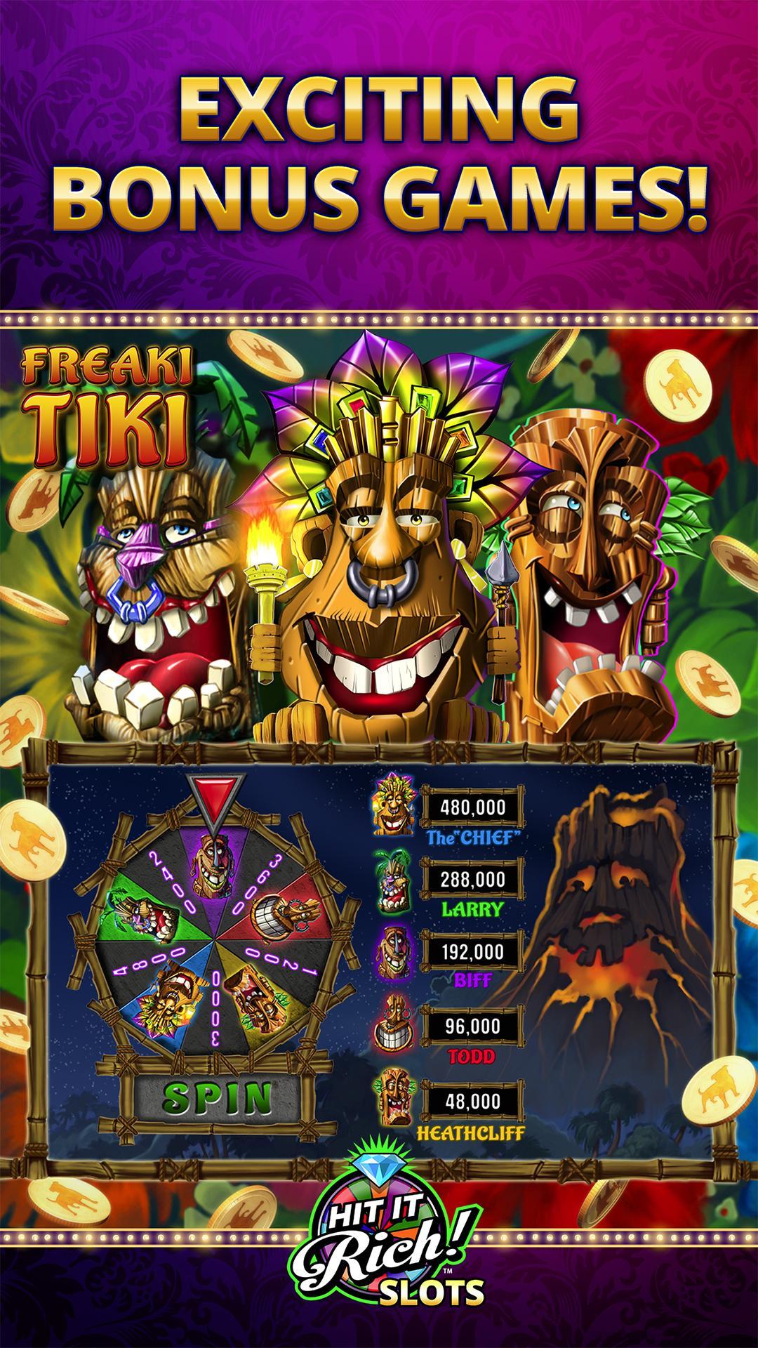 Hit it Rich! Free Casino Slots screenshot #5