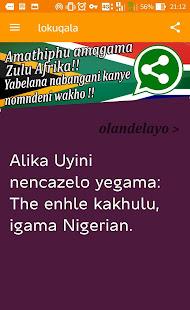 Amagama ingane – Appar på Google Play ba83aa494d834
