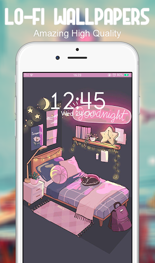 Lo Fi Wallpapers Google Play Review Aso Revenue Downloads Appfollow