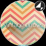 Vintage Arrows for Xperia™ Icon