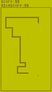 Simple Snake - náhled
