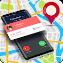 GPS Live Navigation, Maps Traffic Alerts Carpool icon