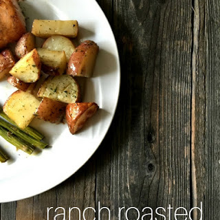 Ranch Roasted Red Potatoes