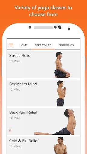 Yoga - Track Yoga  screenshots 1