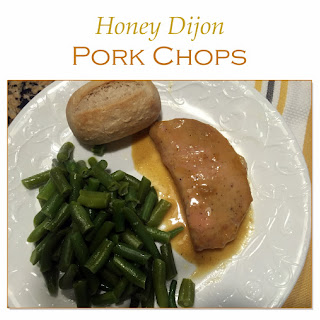 Honey Dijon Pork Chops Recipes