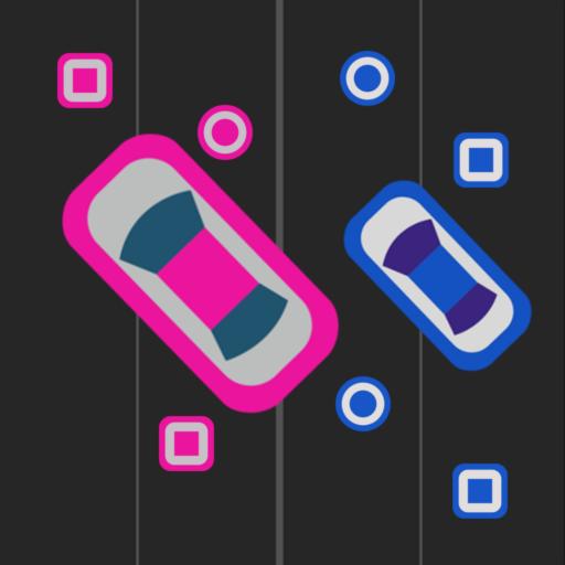 赛车拇指汽车 街機 App LOGO-硬是要APP