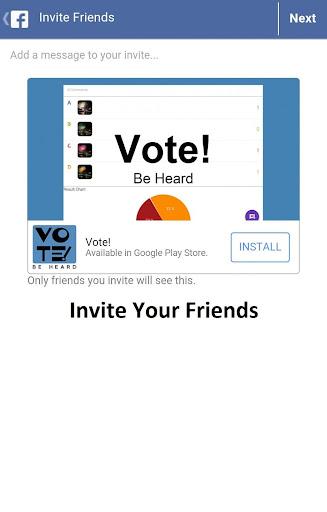 投票!分享民意调查,获得奖励