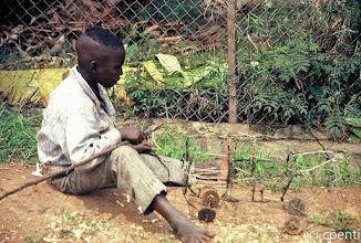 Photo: (Rwanda) Miniature / Miniatures