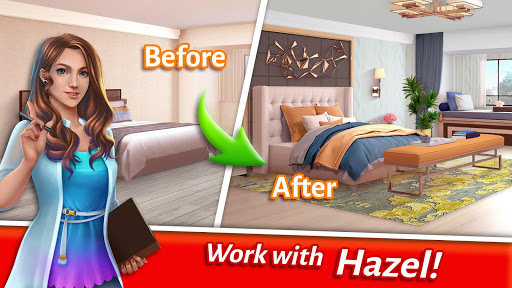 Home Designer - Match + Blast to Design a Makeover 1.2.10 screenshots hack proof 1