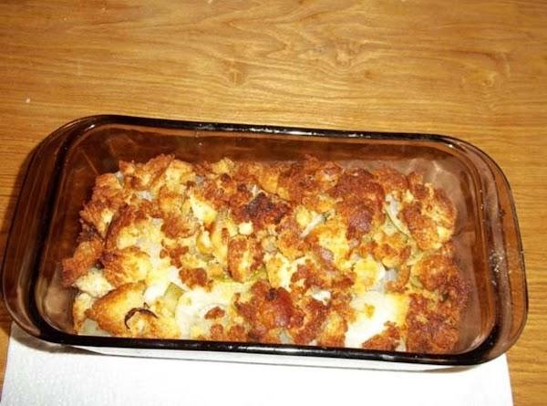 Green Tomato And Onion Casserole Recipe