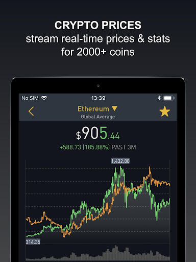 Crypto Tracker by BitScreener  screenshots 11