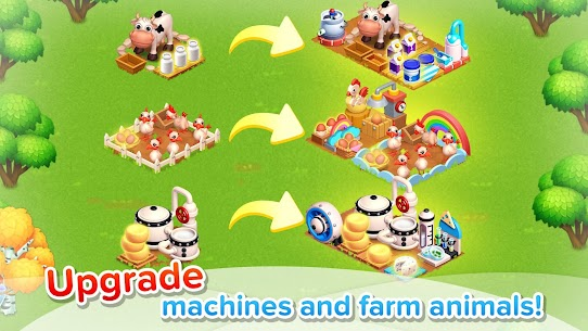 Family Farm Seaside MOD Apk 6.4.100 (Free Purchases) 6