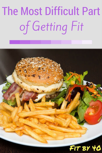 The Most Difficult Part of Getting Fit