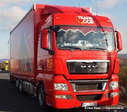 "Photo: TGX ""Red Baron""    ---->   www.truck-pics.eu"