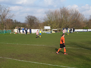 Photo: 01/03/14 v Eltham Palace (Kent Invicta League) 3-0 - contributed by Pete Collins