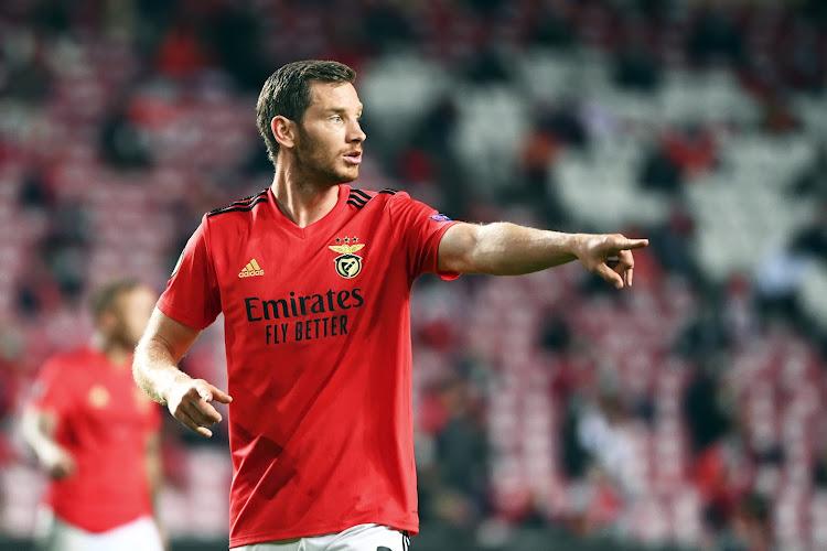 Benfica et Vertonghen poursuivent leur sans-faute