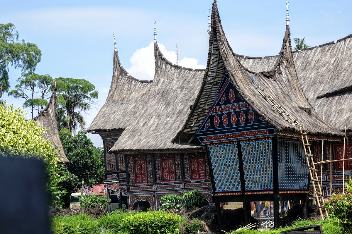 West Sumatra House