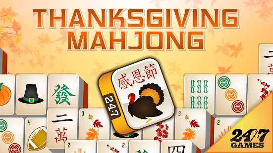 Thanksgiving Mahjong- screenshot thumbnail