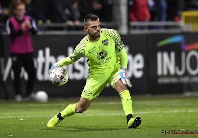 """Van Crombrugge heureux de la victoire: """"Une bonne chose de n'avoir encaissé qu'un seul but"""""""