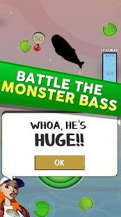 Download Poppin Bass Fishing: Go Catch Big Bass with GPS! For PC Windows and Mac apk screenshot 2