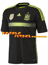 Photo: España 2ª Mundial 2014  * Camiseta Manga Corta * Camiseta Manga Corta ADIZERO * Camiseta Manga Larga * Camiseta Niño con pantalón