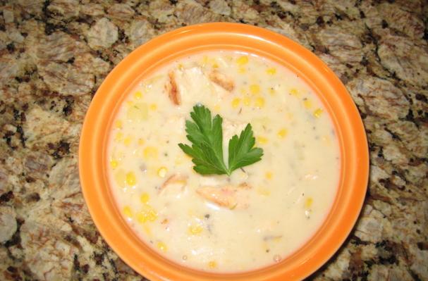 Marilee'S Corn Chowder Recipe