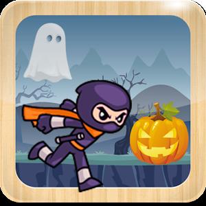 Amazing Ninja Halloween Run
