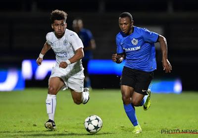 Ken Nkuba rentre dans le Top 5 des plus jeunes joueurs à faire leurs débuts en Jupiler Pro League cette saison