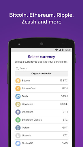 Download Abra: Bitcoin, XRP, LTC MOD APK 2