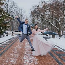 Wedding photographer Irina Zhdanova (NovaPhoto). Photo of 31.01.2018