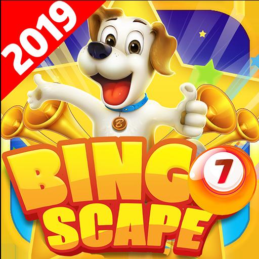 Bingo Scapes - Lucky Bingo Game Free to Play Icon