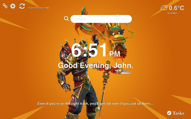 Wukong Fortnite Wallpapers New Tab Themes